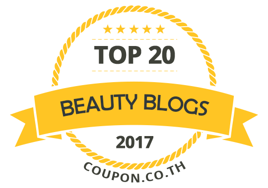 Banners for Top 20 Beauty Blogs 2017