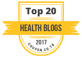 Banners for Top 20 Health Blogs