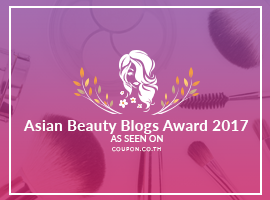 Banners for Asian Beauty Blogs Award 2017