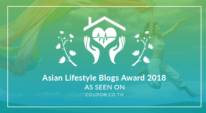 Banners for Asian Lifestyle Blogs Award 2018