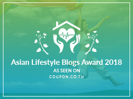 Asian Lifestyle Blogs Award 2018