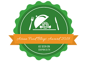 Banners for Asian Food Blogs Award 2018
