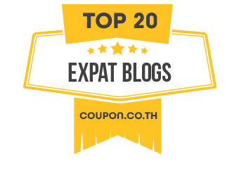 Banners for Top 20 Expat Blogs 2018