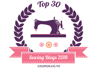 Banners for Top 30 Sewing Blogs