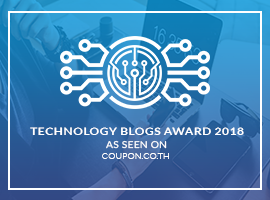 Banners for Technology Blogs Award 2018