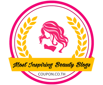 Banners for Most Inspiring Beauty Blogs