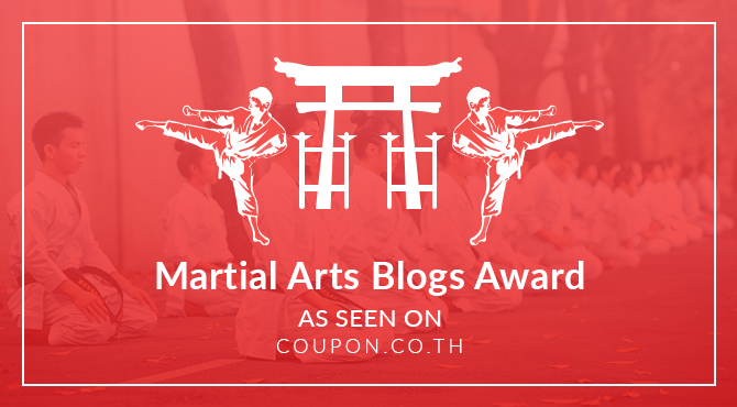 Banners for Martial Arts Blogs Award