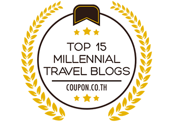 Banners for Top 15 Millennial Travel Blogs