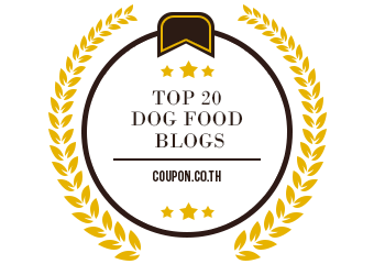 Banners for Top 20 Dog Food Blogs
