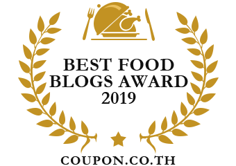 Banners for Best Food Blogs Award 2019