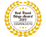 Banners for Best Travel Blogs Award 2019