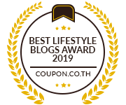 Banners for Best Lifestyle Blogs Award 2019