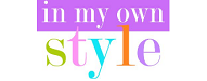 Home Decorating Blogs inmyownstyle.com