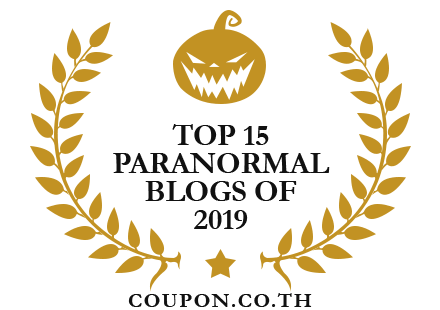 Banners for Top 15 Paranormal Blogs of 2019
