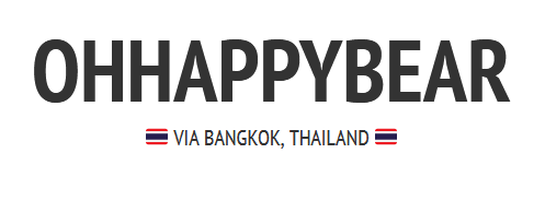 Top 25 Best Bloggers in Thailand | oh happy bear