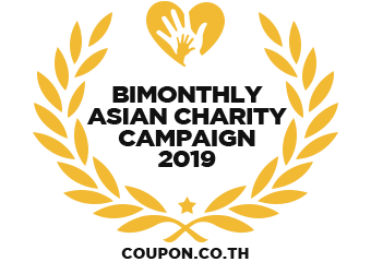 Banners for Bimonthly Asian Charity Campaign