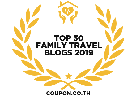 Banners for Top 30 Family Travel Blogs 2019