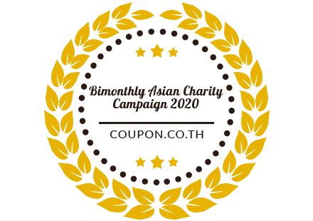 Bimonthly Asian Charity Campaign 202.0%